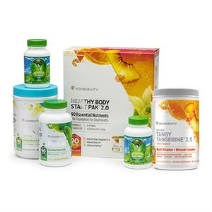 Picture of Healthy Body Digestion Pak™ 2.5